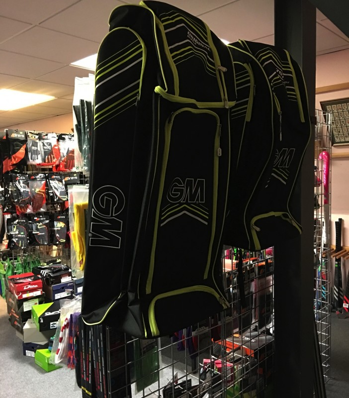 Large choice of bags for all three sports